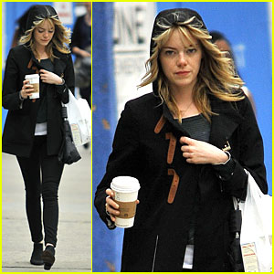 Emma Stone: 'He's F--kin' Perfect' is Close to Universal Deal!