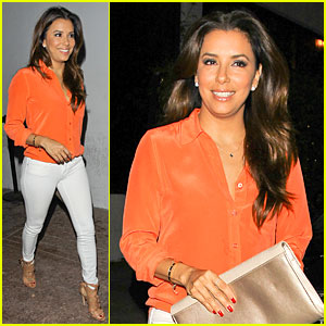 Eva Longoria: Help Me Raise Money for Latinas!