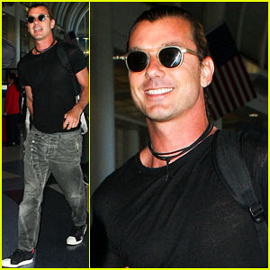 Gavin Rossdale: 'Travel Day, Leaving Blues'