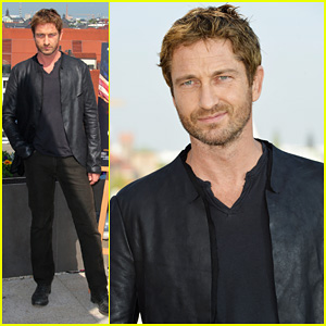 Gerard Butler: 'Olympus Has Fallen' Munich Photo Call!
