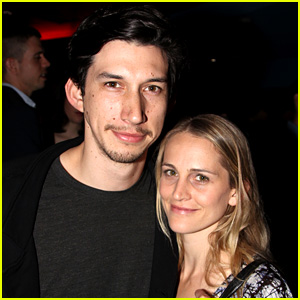 Girls' Adam Driver: Married to Joanne Tucker!
