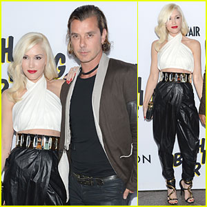 Gwen Stefani & Gavin Rossdale: 'The Bling Ring' Los Angeles Premiere!