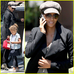 Halle Berry: High Maintenance About My Skincare Regime