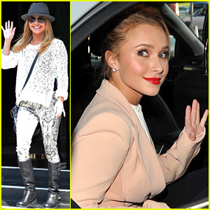 Hayden Panettiere: It's Tough Growing Up in This Industry