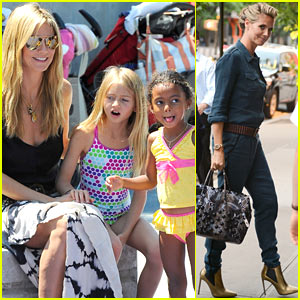 Heidi Klum: I Don't Think I'll Have Anymore Kids!