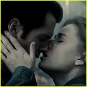 Henry Cavill & Amy Adams: New 'Man of Steel' Trailer!