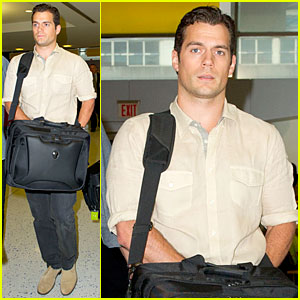 Henry Cavill: I Will Ride the Waves of Fame!