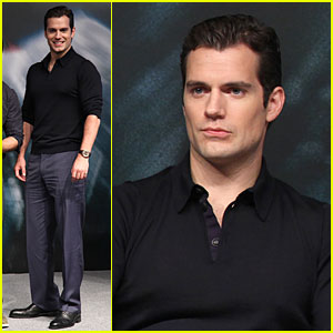 Henry Cavill: 'Man of Steel' Earns Big in China!