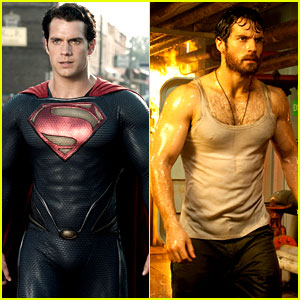 Henry Cavill & Amy Adams: 'Man of Steel' In Theaters Now!
