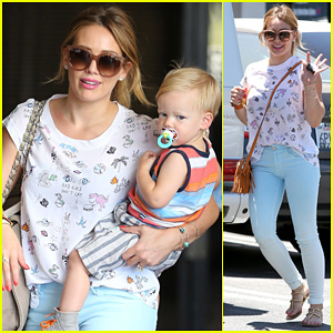 Hilary Duff: Aching from Laughter After 'This is the End'