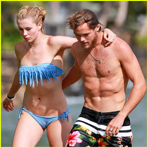 Ireland Baldwin Wraps Up Hawaii Vacation with Slater Trout