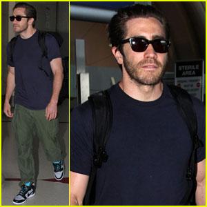Jake Gyllenhaal: Sunday Solo Flyer