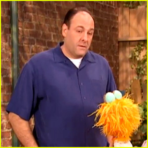 Sesame Street Pays Tribute to James Gandolfini - Watch Now!