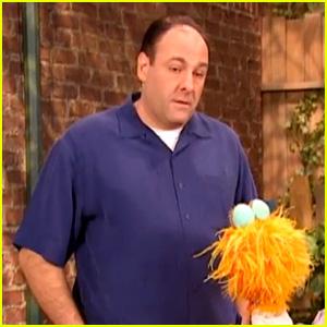 Sesame Street Pays Tribute to James Gandolfini - Watch Now!