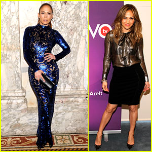 Jennifer Lopez - amfAR Inspiration Gala 2013