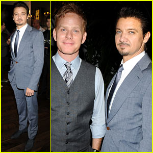 Jeremy Renner: Robb Report's Home & Style Launch with Kristoffer Winters