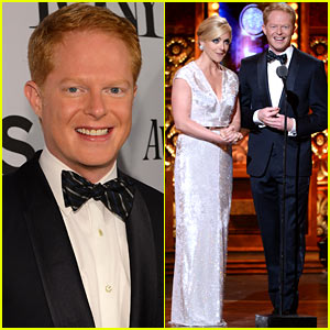 Jesse Tyler Ferguson & Jane Krakowski - Tony Awards 2013