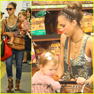 Jessica Alba: So In Love with Cash Warren