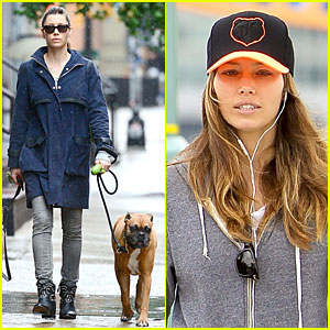 Jessica Biel Signs with Same Management Company as Justin Timberlake!
