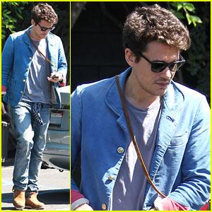 John Mayer: Back in the Studio for Upcoming Sixth Album!