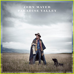 John Mayer: 'Paradise Valley' Album Artwork Revealed!
