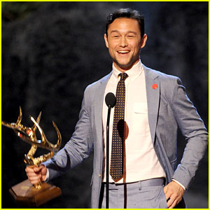 Joseph Gordon-Levitt - Guys Choice Awards 2013