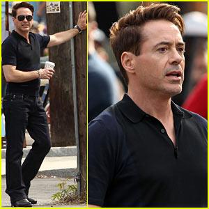 Robert Downey, Jr.: Joss Whedon Speaks to 'Avengers 2' Iron Man Rumors