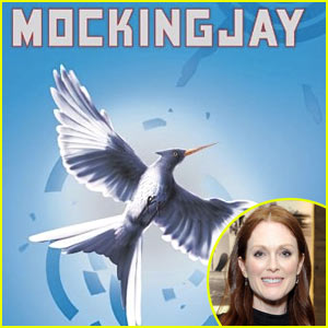 Julianne Moore: President Alma Coin in 'Hunger Games: Mockingjay'?