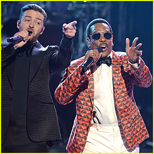 Justin Timberlake & Charlie Wilson - BET Awards 2013 Performance (Video)