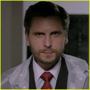 Kanye West: 'American Psycho' Inspired Film with Scott Disick - Watch Now!