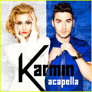 Karmin: 'Acapella' - Listen to New Song Now!