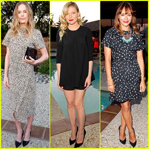 Kate Bosworth & Kirsten Dunst: Proenza Schouler Summer Supper!
