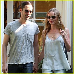Kate Bosworth & Michael Polish Shop at Petco