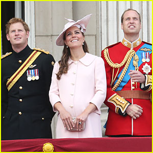 Kate Middleton & Prince William: Trooping the Colour Ceremony!