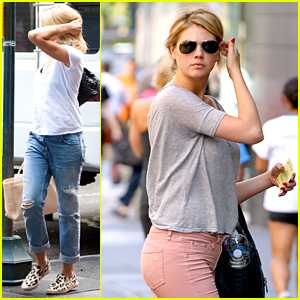 Cameron Diaz & Kate Upton: 'Other Woman' Back in Manhattan