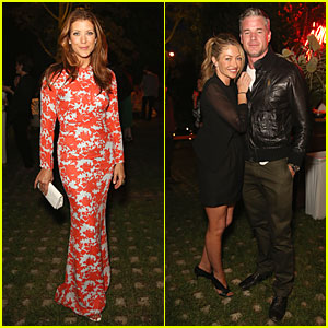 Kate Walsh & Eric Dane: Jenni Kayne Brand Celebration!