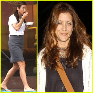 Kate Walsh: Having a Blast for 'Dermaphoria'!