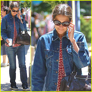 Katie Holmes: I Like Making Pies in Summer!