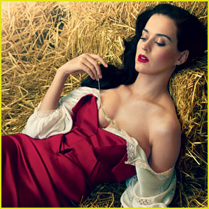Katy Perry: 'Vogue' Inside Images!