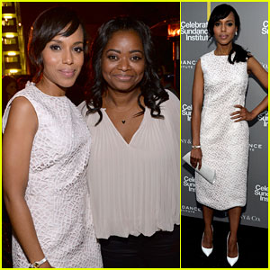 Kerry Washington & Octavia Spencer: Sundance Institute Event!