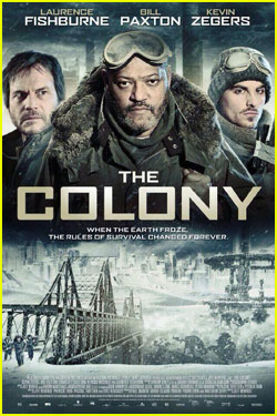 Kevin Zegers: 'The Colony' Official Trailer & Poster!