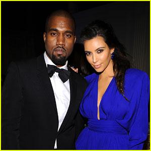 Kim Kardashian & Kanye West Engaged? - Not True!