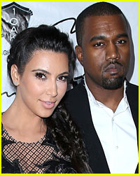 Kim Kardashian & Kanye West: Imposter Baby North West Pics!