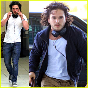 Kit Harington: I Enjoy the 'Game of Thrones' Books!