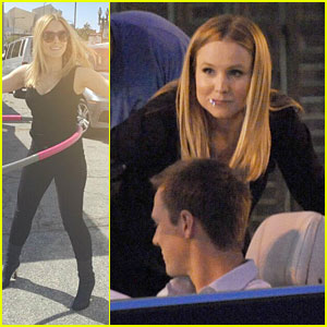 Kristen Bell: 'Veronica Mars' Lollipop Lady