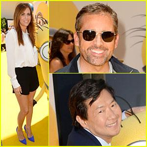 Kristen Wiig & Steve Carell: 'Despicable Me 2' Premiere!