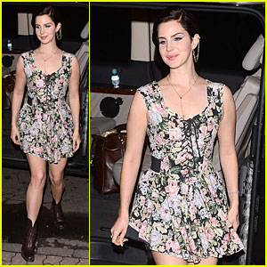 Lana Del Rey Stops In Lithuania Next For Paradise Tour Lana Del Rey Just Jared