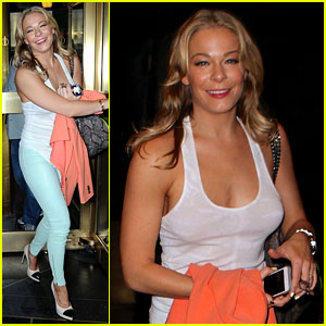 LeAnn Rimes Talks New Album 'Spitfire' on 'GMA' (Video)