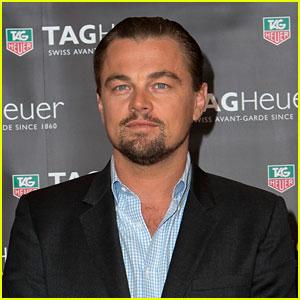 Leonardo DiCaprio to Star in 'Rasputin' Film!