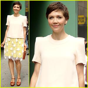 Maggie Gyllenhaal Joins 'Honourable Woman' Mini-Series